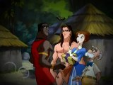 Legend of Tarzan Season 1 Episode 31 eagle's feather