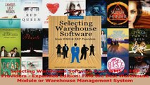 PDF Download  Selecting Warehouse Software from WMS  ERP Providers  Expanded Edition Find the Best PDF Online