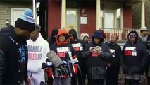 Chicago Police Shooting Victims Families Demand Justice