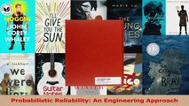 PDF Download  Probabilistic Reliability An Engineering Approach Download Full Ebook