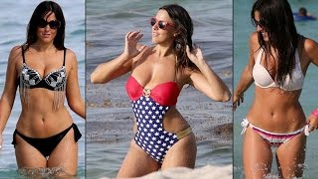 Claudia Romani Hot Bikini Pics