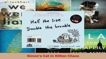 PDF Download  Simons Cat in Kitten Chaos Download Full Ebook