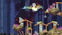 30 Endor levels for the first Angry Birds Star Wars game sequel out September 19!