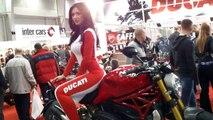 Wystawa motocykli 2014 | Nowe motory skutery quady | New motorbikes motorcycles quads scoo