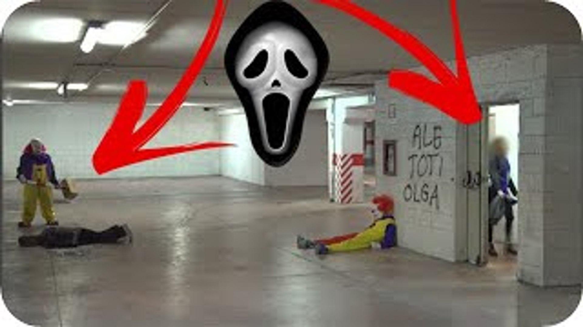Scary Pranks - Funny Scare Pranks - Top Scary Pranks