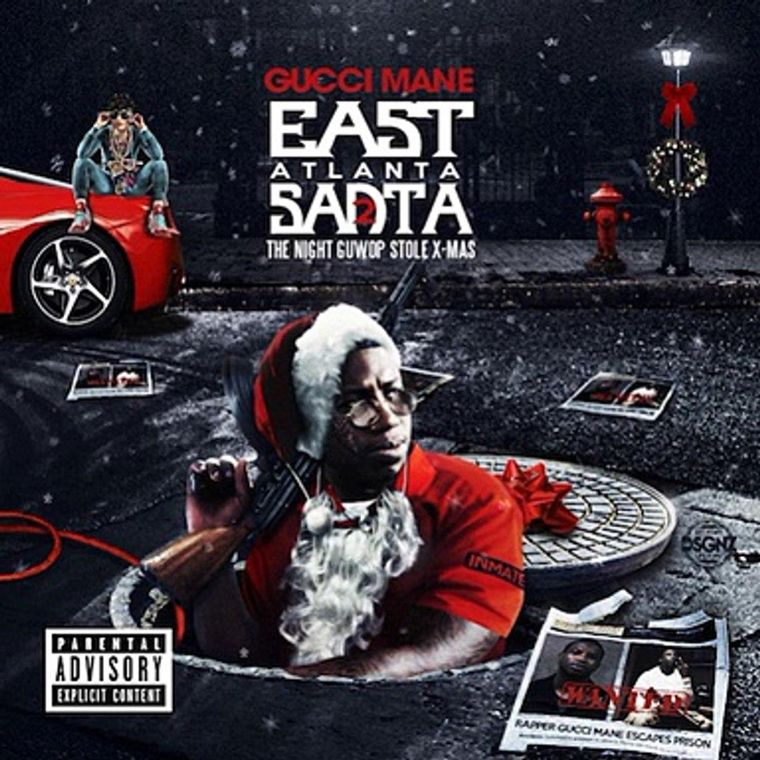Gucci Mane - Embarrassed (Feat. Post Malone, Riff Raff & Lil B)