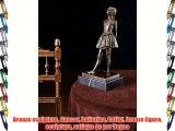 Bronze sculpture dancer ballerina ballet bronze figure sculpture antique as per Degas