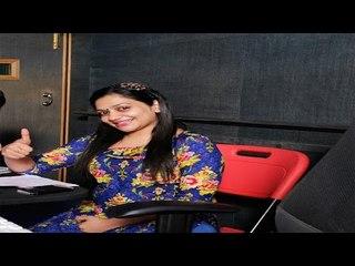 Famous Playback singer Rimi Tomy addresses on the Album God