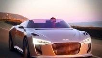 Foreign Auto Club - Audi e-tron Spyder Concept