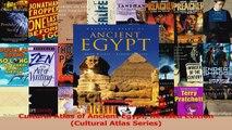 Read  Cultural Atlas of Ancient Egypt Revised Edition Cultural Atlas Series PDF Online