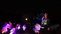 Magic Ending of The Disneyland Resort Paint The Night Parade! Disneyland (Amusement Park)