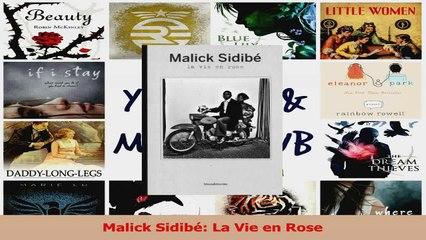 PDF Download  Malick Sidibé La Vie en Rose PDF Online