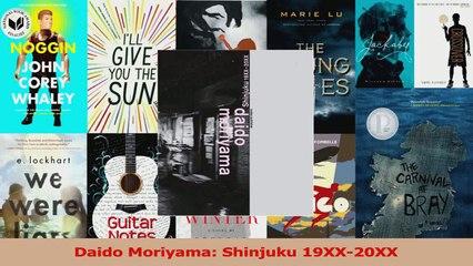 PDF Download  Daido Moriyama Shinjuku 19XX20XX Download Online