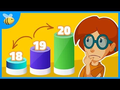 Ordenar los Números: Número Anterior y Posterior (Parte 2) - Aula365