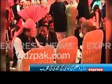 Exclusive Pictures of Nawaz Sharif's Granddaughter & Her Husband After Marriage