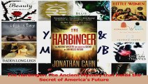 Download  The Harbinger The Ancient Mystery that Holds the Secret of Americas Future Ebook Online