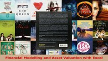 PDF Download  Financial Modelling and Asset Valuation with Excel PDF Full Ebook