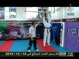 برنامج الجسم السليم الحلقة 38 تمارين سرعة البديهة قناة نور الشام taekwondo