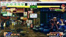 the king of fighters super kof combos k 3
