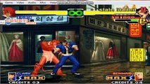 the king of fighters super kof combos iori 10