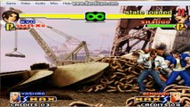 the king of fighters super kof combos kyo2