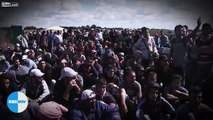 TV reports warned: ISIS militants posing as refugees cross into Europe