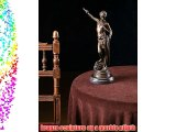 Bronze David vs Goliath bronze sculpture bronze figure sculpture figure antique style