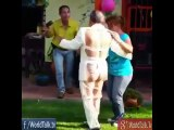 Very Crazy Dancing Man - Just for Jokes Video