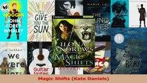 Read  Magic Shifts Kate Daniels Ebook Free