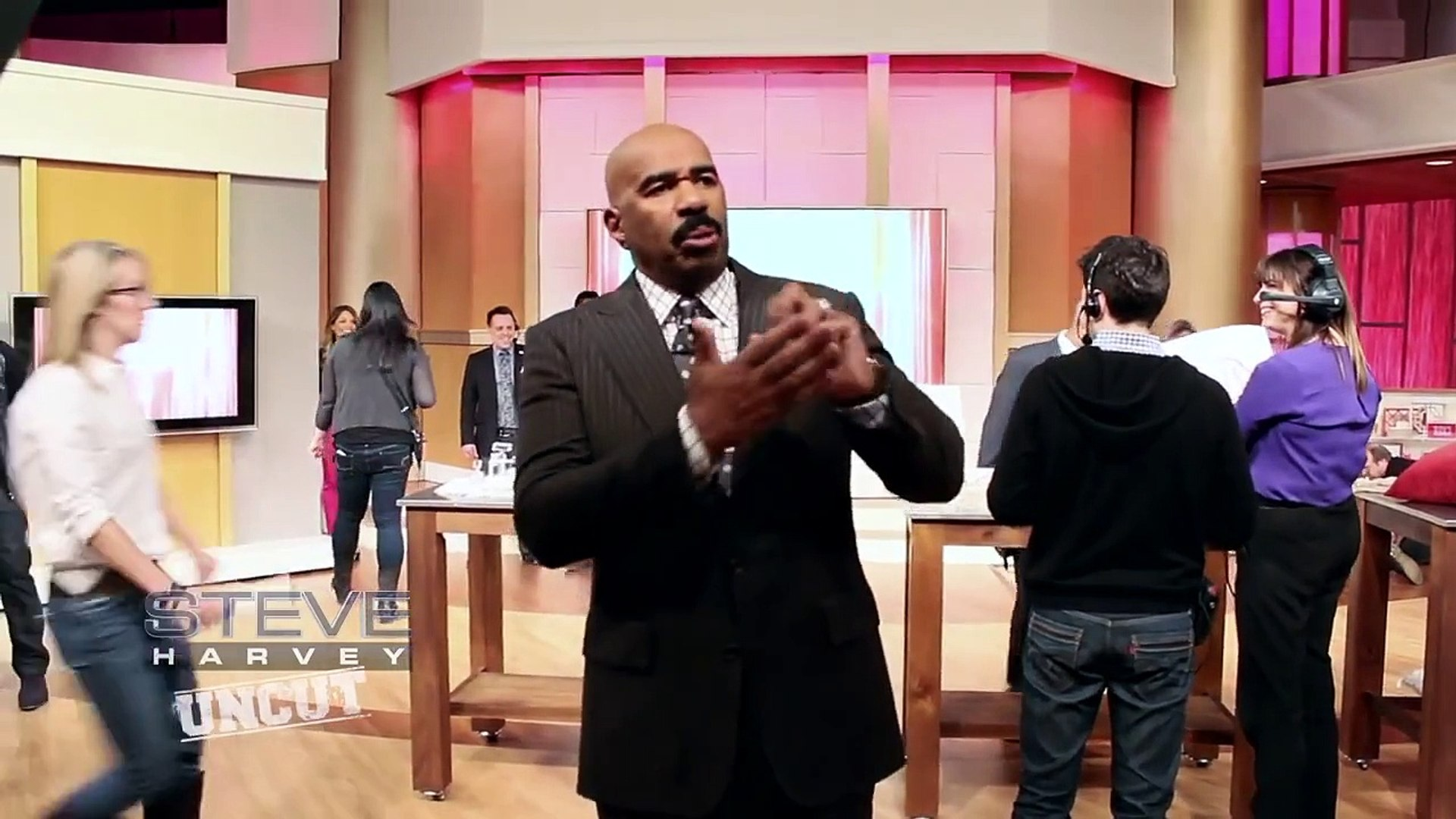 Steve Harvey Uncut: You can't drink everything that happens to you || STEVE HARVEY