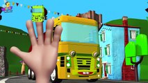 Finger Family Truck Finger Family | Finger Family Songs | 3D Truck Finger Family