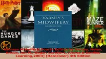 Download  Varneys Midwifery Fourth Edition by Varney Helen Kriebs Jan M Gegor Carolyn L Jones  Ebook Free