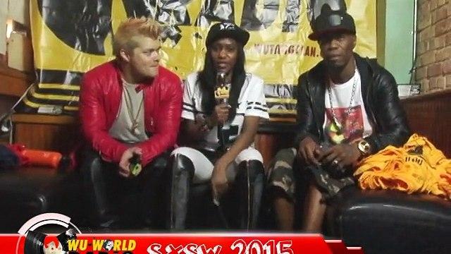 Scott Isbell SXSW 2015 Wu Tv Wu-Tang Clan