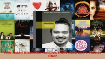 PDF Download  Two Asian Kitchens Recipes from Australias Master Chef Read Online
