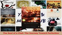 PDF Download  The Soul of a Chef The Journey Toward Perfection Read Online