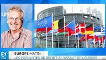 Les populistes de droite à l'assaut de l'Europe