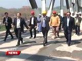Lao NEWS on LNTV: Laos Myanmar Friendship Bridge set to open in August.3/3/2015