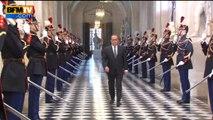 Déchéance de nationalité: la stratégie de François Hollande
