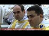 TOTUS TUUS | Papa Francesco apre la Porta Santa per il Giubileo della Misericordia (10 dicembre)