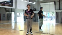 The Basics of Popping : How to do Freestyle Popping