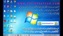 26 New PHP MySQL Tutorials in Urdu And Hindi part 26 inserting data into database
