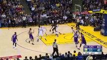 Stephen Curry vs Seth Curry l - Kings vs Warriors - December 28, 2015 - NBA 2015-16 Season
