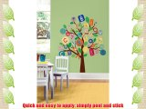 RoomMates RoomMates Repositionable Childrens Giant Wall Stickers - ABC TreePackof1