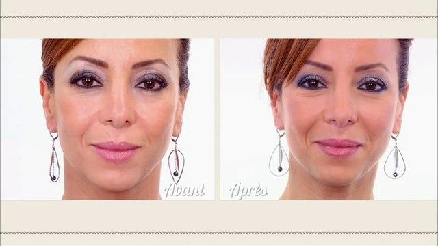Cristina Cordula vous donne ses astuces maquillage pour le réveillon ! - Les Reines du Shopping - M6