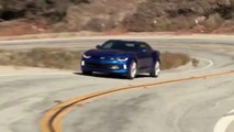 Chevrolet Camaro RS 2016 test drive / New Chevy Camaro RS