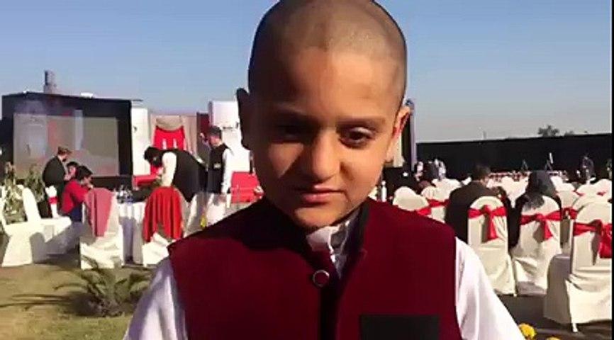 Imran Khan Inauguration Cancer Hospital