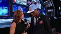 Nuggets Select Emmanuel Mudiay 7th in 2015 NBA Draft