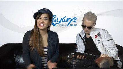 (extrait 2) #2 Kayane Session Online avec Elky sur StarCraft 2 et Hearthstone !