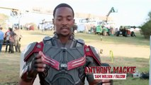 ANT-MAN Blu-ray Featurette - Ant-Man vs Falcon Fight (2015) Paul Rudd Marvel Superhero Movie HD