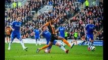 Hull City 2 3 Chelsea, Thibaut Courtois Make mistake